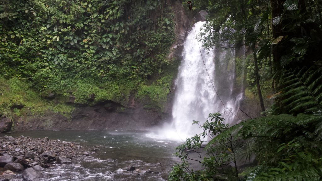 Guadeloupe Chutes du Carbet