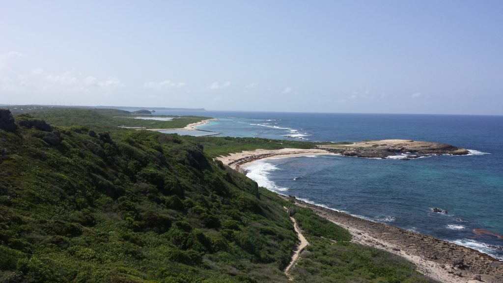 Guadeloupe paysage