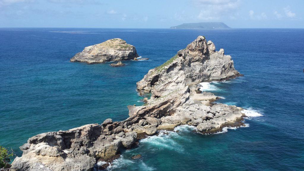 Guadeloupe view