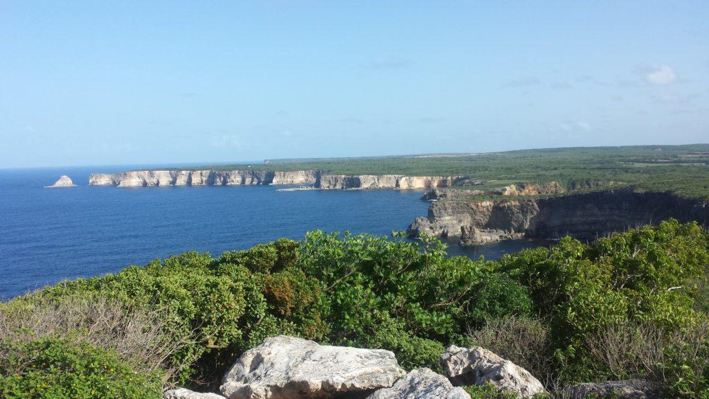Guadeloupe Porte d'enfer