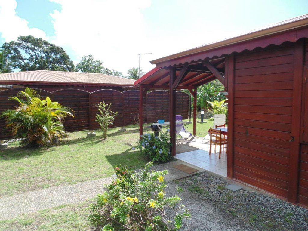 Gite Sicrier Guadeloupe