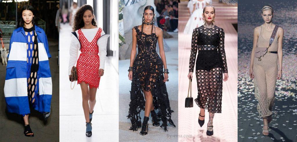 Spring Summer 2019 fashion trends