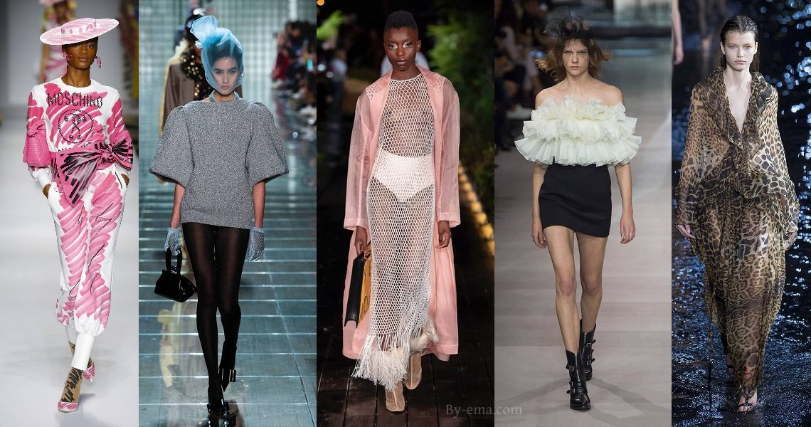 Spring Summer Fashion Trends