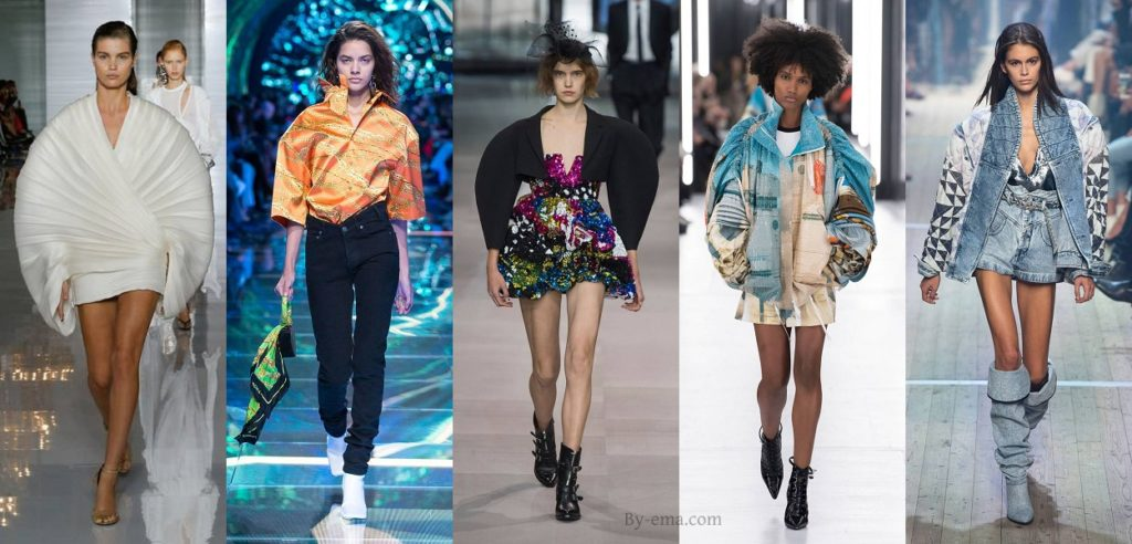 Spring Summer 2019 fashion trends