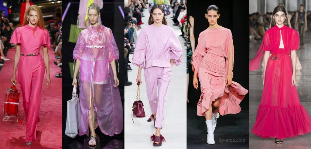 SS19 Pink