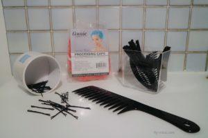 outils indispensables pour l'entretien des cheveux crépus
