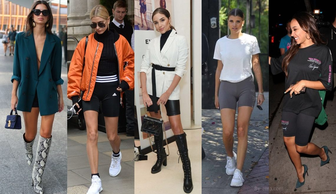 how to wear cycling shorts