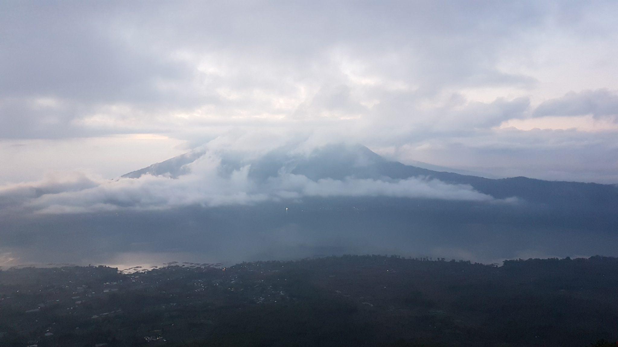 Mont Batur Volcano