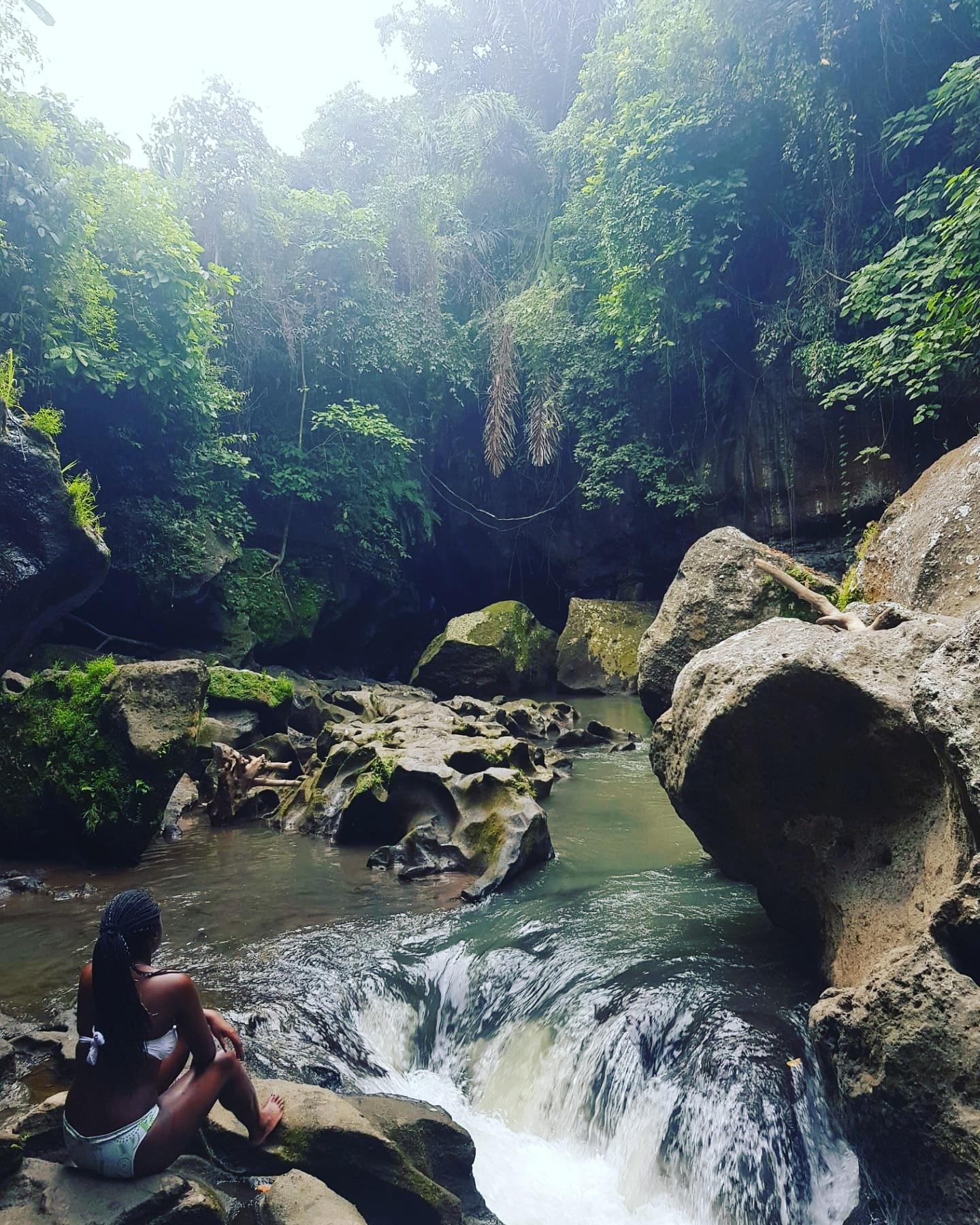 les gorges de Beji Guwang (Hidden Canyon Beji Guwang)