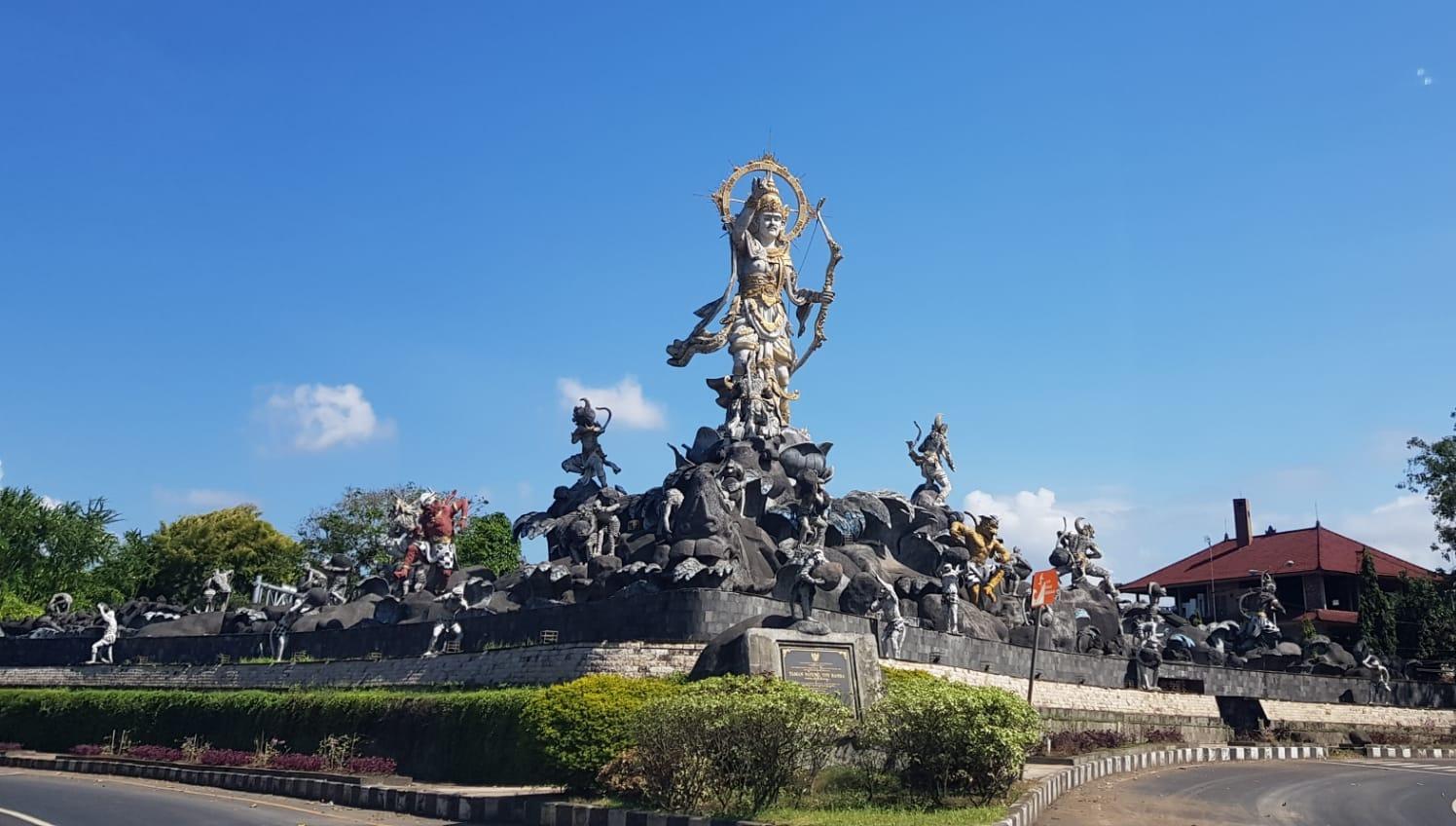 Bali route