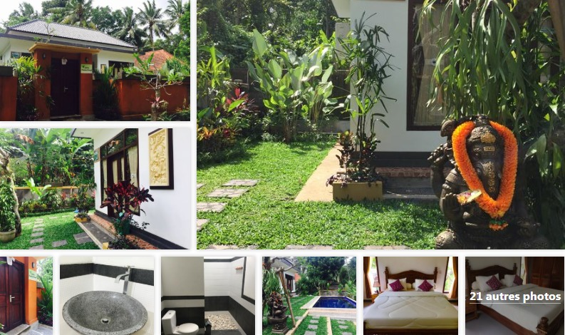 Villa Wangan Pandi Ubud