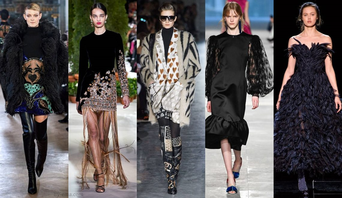 autumn winter 2019 fashion trends fashion details