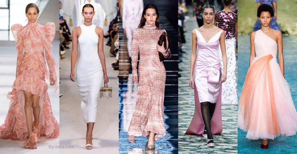 Autumn Winter 2019 fashion trends romantic