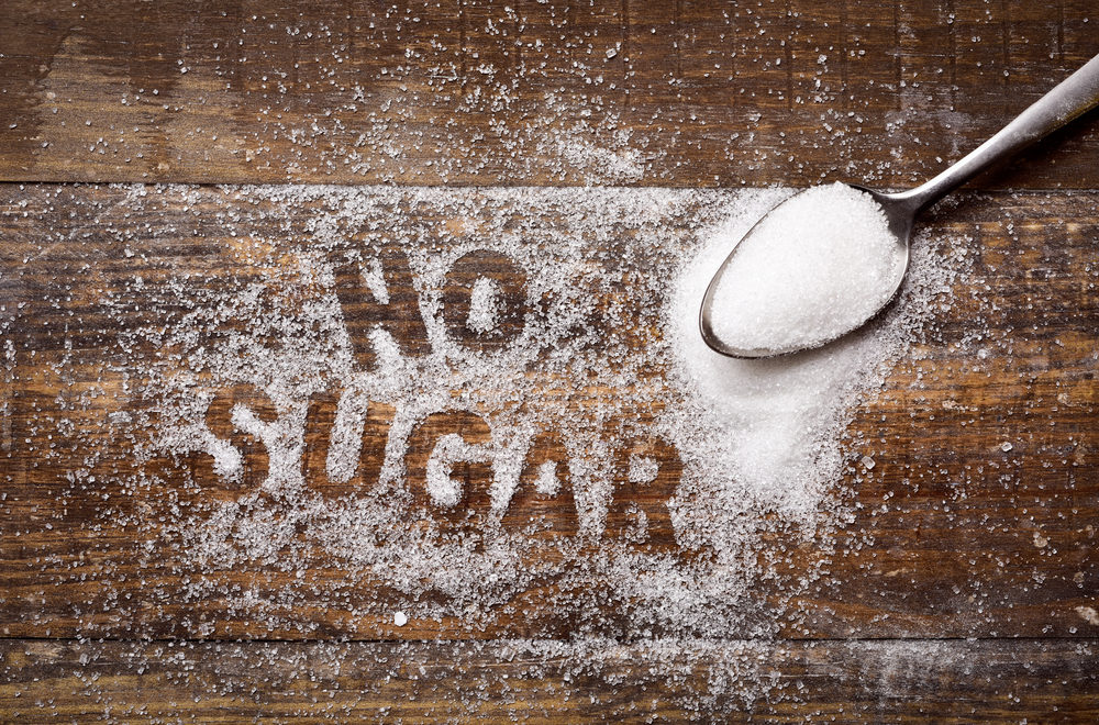 no-sugar diet